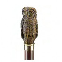 Ossenberg ES524 Owl Wood Stick